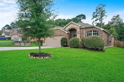 Conroe Single Family Home For Sale: 1741 Round Oak Lane