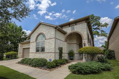 The Woodlands TX Single Family Home For Sale: $355,000