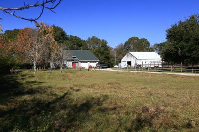 Santa Fe Single Family Home For Sale: 7302 Pearson Road