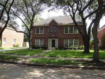 Sugar Land Single Family Home For Sale: 1614 Nails Creek Drive