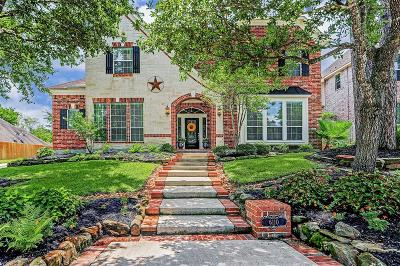 Houston Single Family Home For Sale: 6110 Peachtree Hill Court