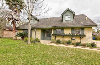 Friendswood Single Family Home For Sale: 15515 Wandering Trail