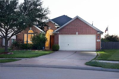 Richmond TX Single Family Home For Sale: $210,000