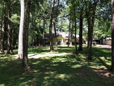 Magnolia Single Family Home For Sale: 33406 Buck Road