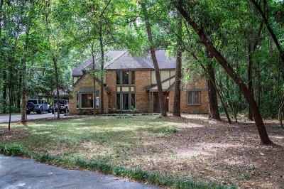 Houston Single Family Home For Sale: 2622 Royal Circle Drive