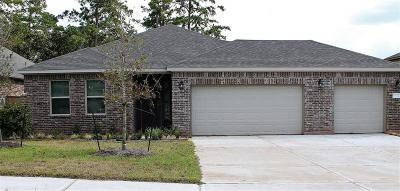 Conroe Single Family Home For Sale: 323 Red Maple Lane