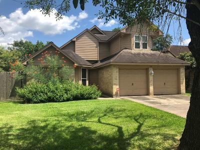 Friendswood Single Family Home For Sale: 701 Regency Court