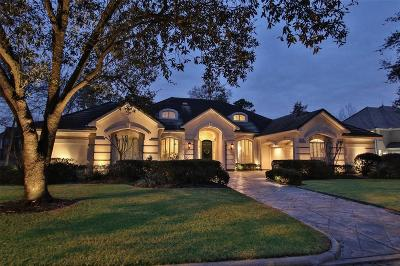 Single Family Home For Sale: 2906 Cedar Woods Place