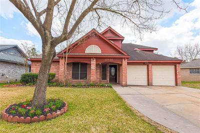 Houston Single Family Home For Sale: 17515 Saxon Drive