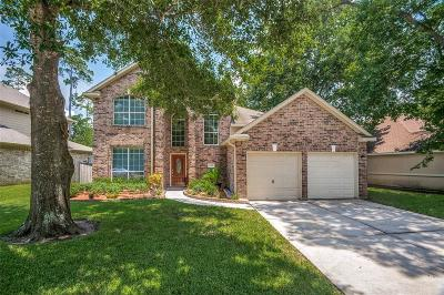 Montgomery Single Family Home For Sale: 13430 Hidden Valley Drive