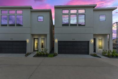 Houston Single Family Home For Sale: 8534 David
