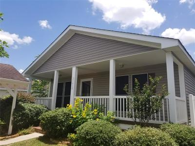 Tomball Single Family Home For Sale: 21418 Berry Ridge Lane