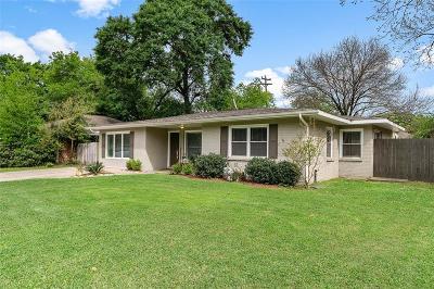 Houston Single Family Home For Sale: 4926 Libbey Lane
