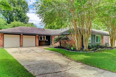 Galveston County, Harris County Single Family Home For Sale: 5314 Creekbend Drive