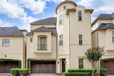 Houston Single Family Home For Sale: 1307 Bobbitt Manor Lane