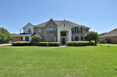 Cypress Single Family Home For Sale: 17319 Hill Lakes Court