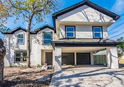 Houston Single Family Home For Sale: 6110 Bowling Green Street