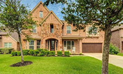 Tomball Single Family Home For Sale: 17915 Kathywood Drive