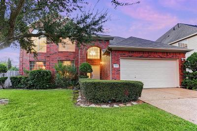 Sugar Land Single Family Home For Sale: 12630 Vineyard Trail Lane