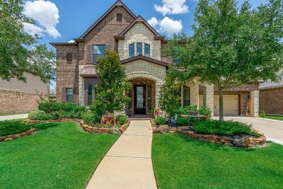 Cypress Single Family Home For Sale: 10514 Trinity Springs Drive