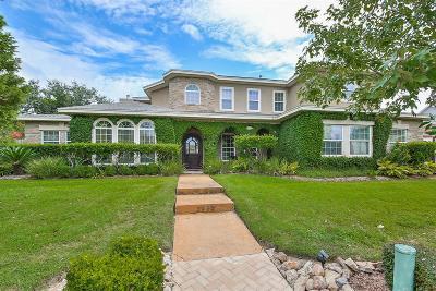 Galveston Single Family Home For Sale: 3934 Tres Drive