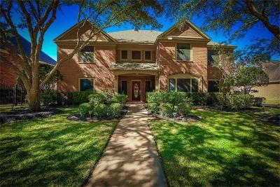 Sugar Land Single Family Home For Sale: 3734 Stockbridge Drive