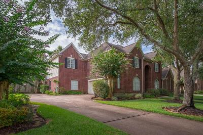 Friendswood Single Family Home For Sale: 1109 Bob White Drive