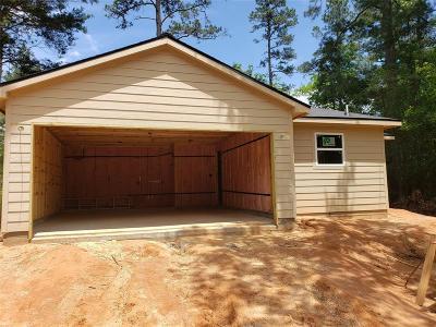 Willis Single Family Home For Sale: 4145 Ben Milam
