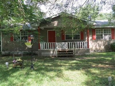 New Waverly Single Family Home Pending: 14 Cardinal Street