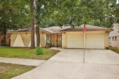 Spring Single Family Home For Sale: 4730 Lost Lake Lane