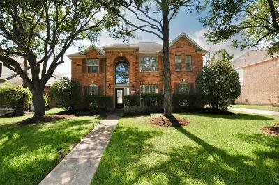 Tomball Single Family Home For Sale: 19003 Rustling Ridge Lane