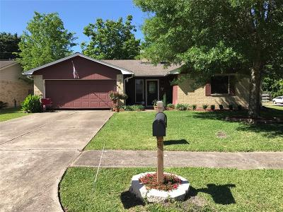 Sugar Land Single Family Home For Sale: 2402 Aprilmont Drive