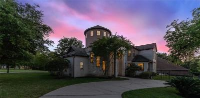 Montgomery Single Family Home For Sale: 2 Brookgreen Circle N