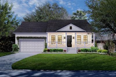 Houston Single Family Home For Sale: 2110 Saxon Drive