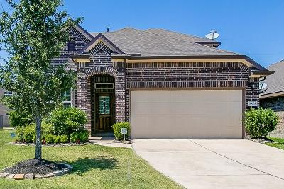 Humble Single Family Home For Sale: 13003 Clover Creek Point Lane