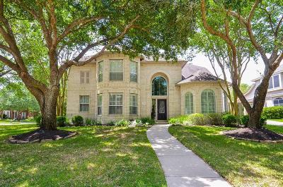 Houston Single Family Home For Sale: 1134 Thistlemeade Drive