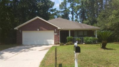 Montgomery Single Family Home For Sale: 13638 Vail Drive