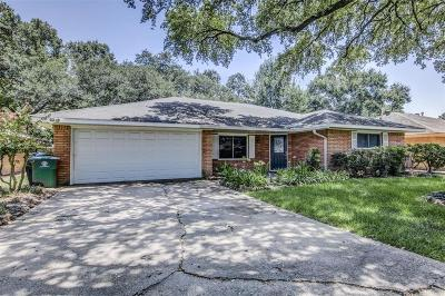 Houston Single Family Home For Sale: 1318 Guese Road