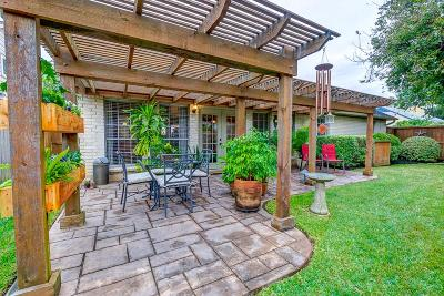 Houston Single Family Home For Sale: 2211 Briar Branch