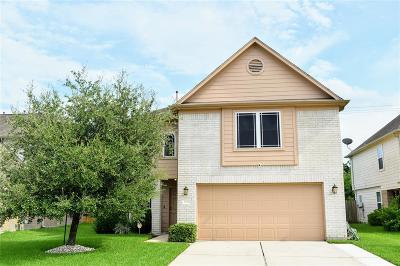Baytown Single Family Home For Sale: 5734 Turmeric Drive