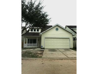 Tomball Single Family Home For Sale: 21306 Berry Vine Street