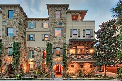 Houston Condo/Townhouse For Sale: 336 Bomar Street