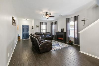 Tomball Single Family Home For Sale: 24519 Sandusky Drive