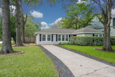 Houston Single Family Home For Sale: 1926 Gardenia Drive