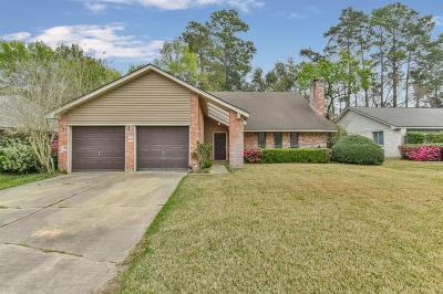 Spring Single Family Home For Sale: 25414 Mill Pond Lane