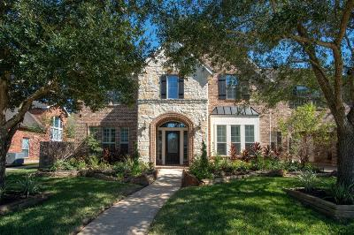 Friendswood Single Family Home For Sale: 3606 Queensburg Lane