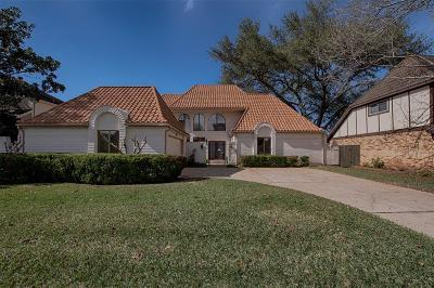 Sugar Land Single Family Home For Sale: 1647 Creekside Drive