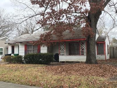 Houston Single Family Home For Sale: 3627 Luca Street