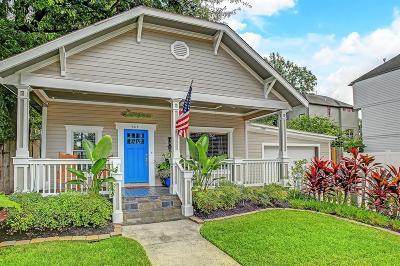 Houston Single Family Home For Sale: 604 Northwood Street