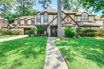 Spring Single Family Home For Sale: 6803 Wimbledon Estates Drive